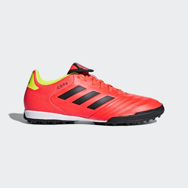 sports shoes 21870 0165d Zapatos de Fútbol Copa Tango 18.3 Césped Artificial SOLAR REDCORE  BLACKSOLAR YELLOW