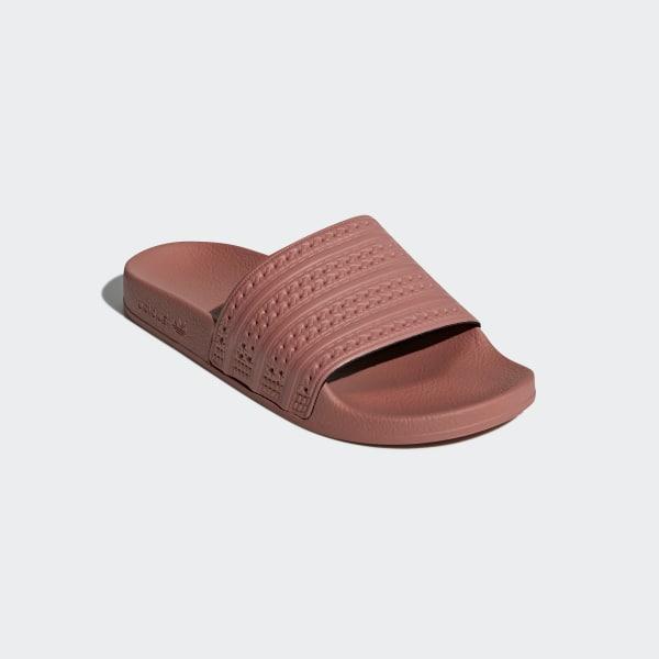 521b172a3 Adilette Slides Ash Pink   Ash Pink   Ash Pink CQ2236