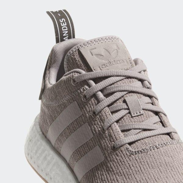 c0e2a308bc172 NMD R2 Shoes Beige   Pink   Vapor Grey   Vapor Grey CQ2399