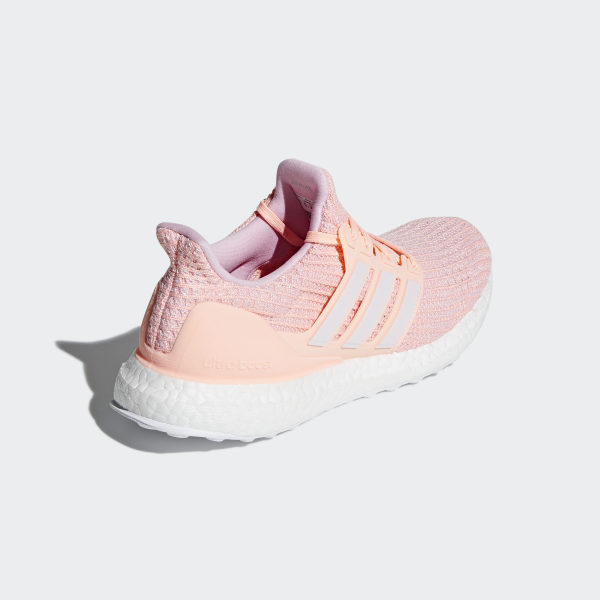 9844deea6edd Ultraboost Shoes Clear Orange   Orchid Tint   True Pink F36126