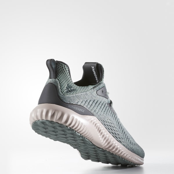 cheap for discount 7334e f0086 Alphabounce Shoes Utility Ivy  Trace Green  Grey BB9042