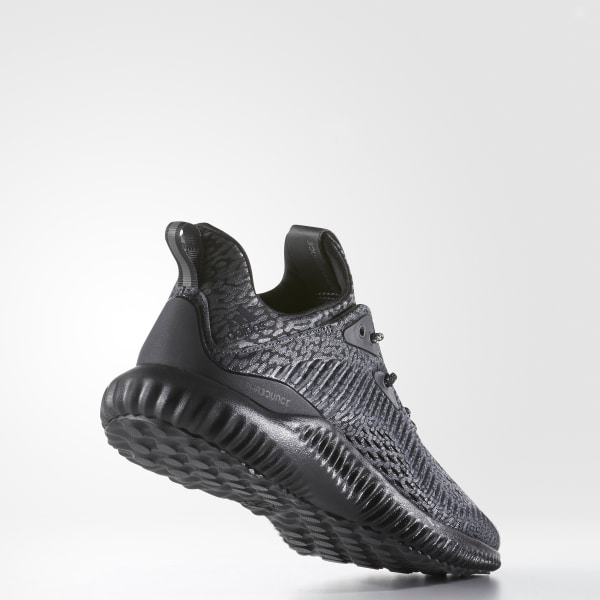 low priced a5ce4 9fb43 Alphabounce AMS Shoes Core Black  Solid Grey  Cloud White BW1133