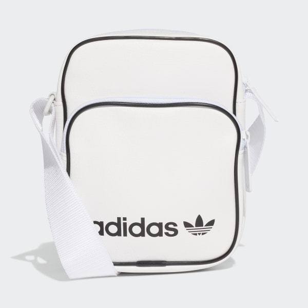 Bolso Mini Vintage - Blanco adidas  de1344793d7b8