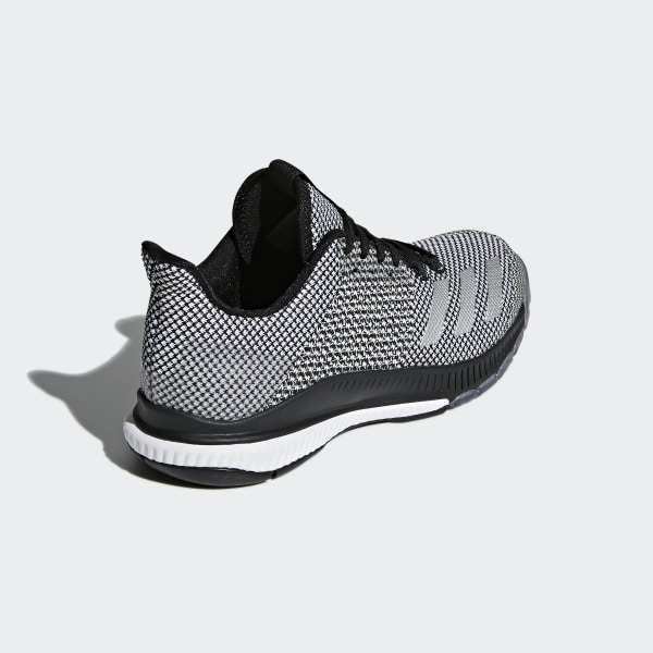 ddf26d6a83cd5 Crazyflight Bounce 2.0 Shoes Core Black   Silver Metallic   Cloud White  CP8892