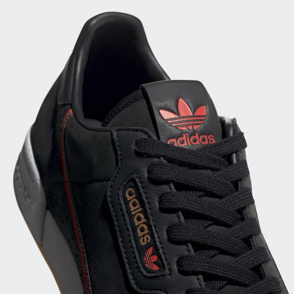 b759d6d4c99 Originals x TfL Continental 80 Shoes Core Black   Grey Six   Gum 3 EE7270