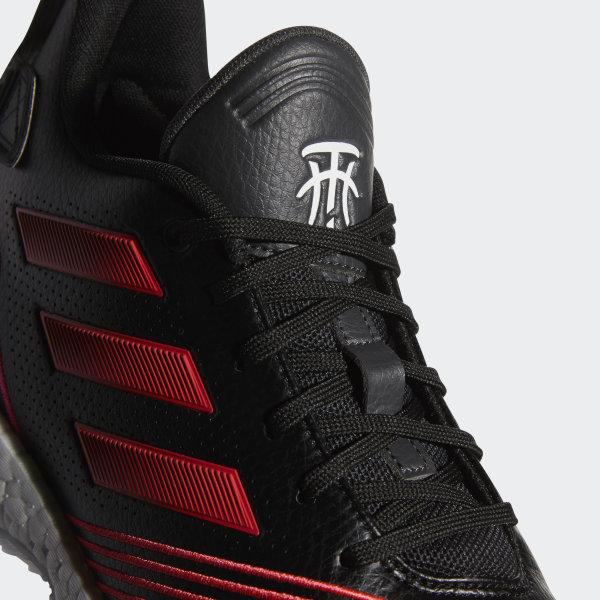 hot sale online 6678a 169dc T-Mac Millennium Shoes Core Black   Shock Red   Solid Grey EE3730