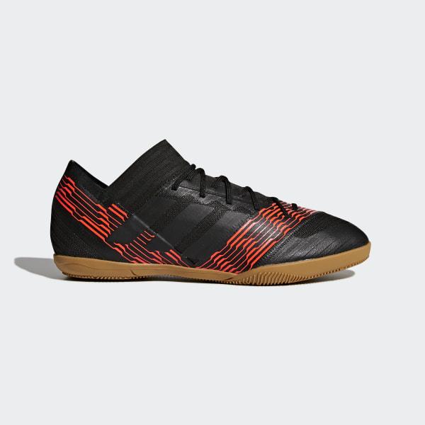 Calzado de fútbol Nemeziz Tango 17.3 Bajo Techo CORE BLACK CORE BLACK SOLAR  RED b2211d228e928