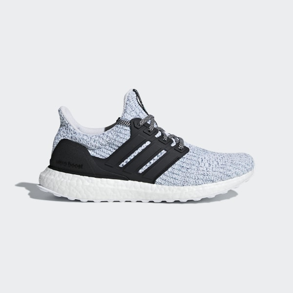 1ee3d3b52 Ultraboost Parley Shoes Blue Spirit   Carbon   Cloud White BC0251