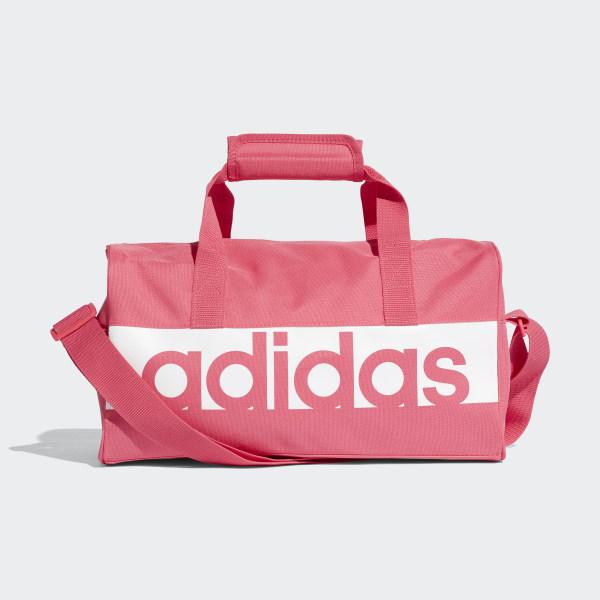 e1bd9c17838e Linear Performance Duffel Bag XS real pink s18   white   white DM7652