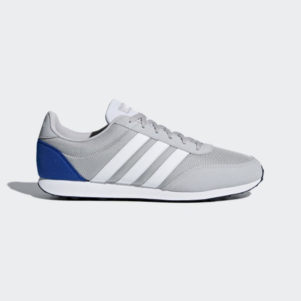 online store 0ad66 57d76 Tenis V Racer 2.0 GREY TWO F17 FTWR WHITE COLLEGIATE ROYAL DB0426