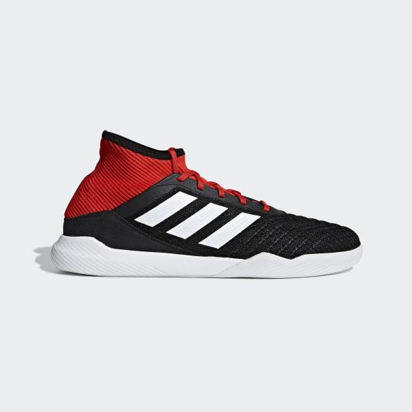 1ec8783cf829 Predator Tango 18.3 Trainers Core Black   Ftwr White   Red DB2303