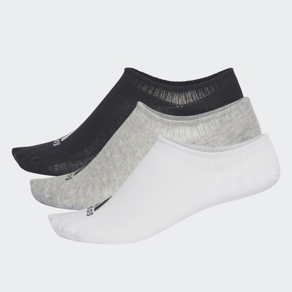 adidas Ponožky Performance Invisible – 3 páry - vícebarevná  8401967e06