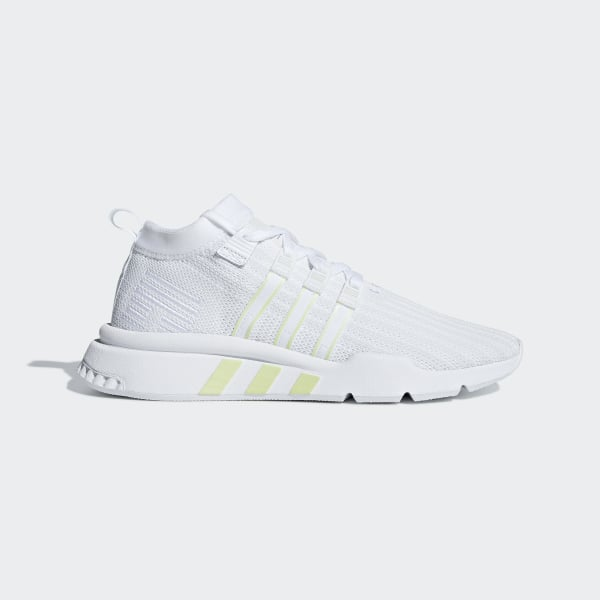 best cheap 35edc 81b3f EQT Support Mid ADV Primeknit Shoes Ftwr White   Crystal White   Energy Ink  B37455