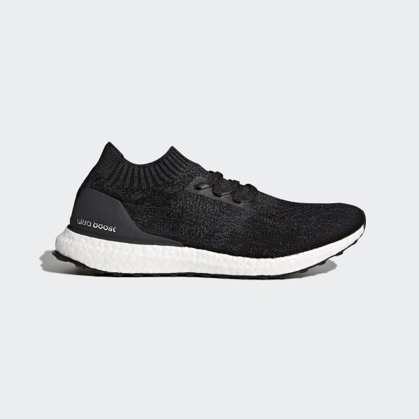 competitive price c3021 5c3c1 Ultraboost Uncaged Shoes Carbon Core Black Grey Three DA9164