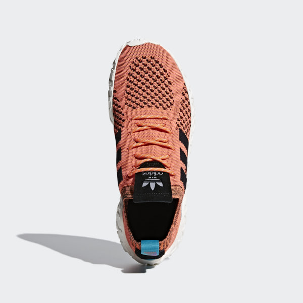 finest selection 47afa 66cfa Chaussure F22 Primeknit OrangeCore BlackTrace Orange CQ3027