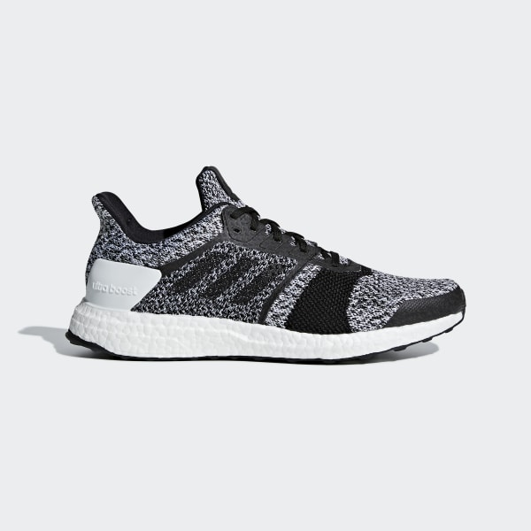 f7cac4874 Ultraboost ST Shoes Cloud White   Core Black   Silver Metallic CM8273