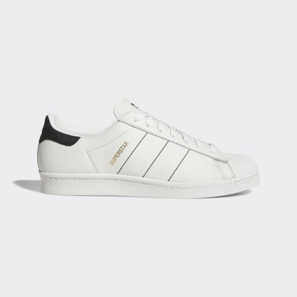buy online 925e9 a7c13 Superstar 80s Shoes Off White   Core Black   Off White CQ2653