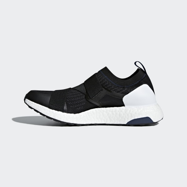 6f75aacd1fea0 Ultraboost X Shoes Core Black   Night Grey   Collegiate Navy BB6267