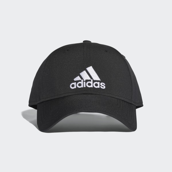 Gorra Classic Six-Panel Lightweight Black   Black   White S98159 00bb9708099