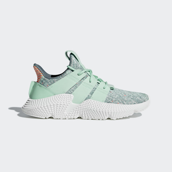 new arrival 4d7b6 14c43 Prophere Shoes Clear Mint   Clear Mint   Solar Red AQ1138