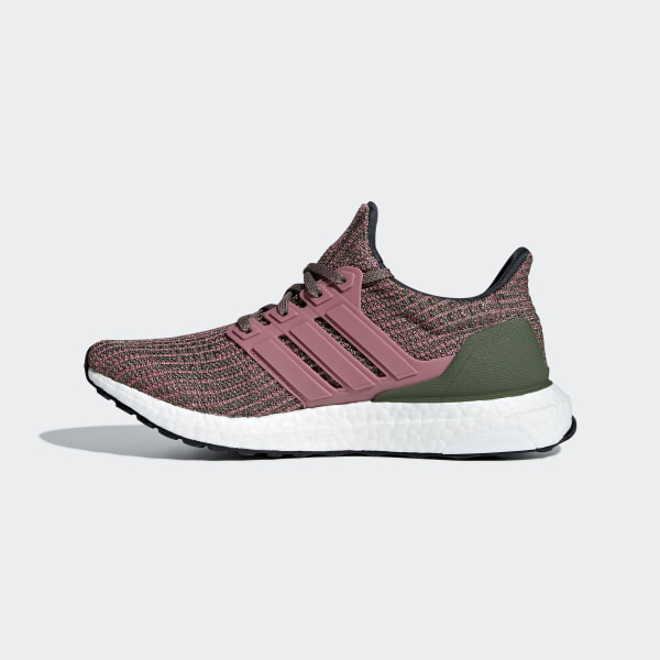 066c42a65c7 Ultraboost Shoes Trace Maroon   Trace Maroon   Base Green BB6495