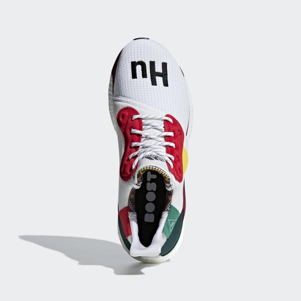 official photos 0ce69 c5ab5 Pharrell Williams x adidas Solar Hu Glide ST Shoes Ftwr White  Core Black   Bold