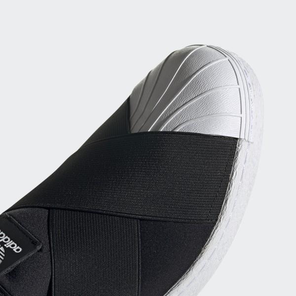 99094169dff Zapatillas Originals Superstar Slip On W CORE BLACK WHITE S81337