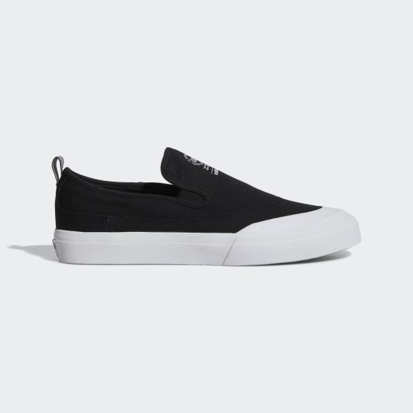 3757f3b27a adidas Matchcourt Slip-On ADV Shoes - Black