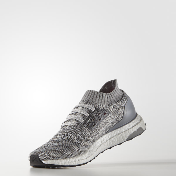 0c2a08a1009590 ULTRABOOST Uncaged Shoes Clear Grey   Grey   Charcoal Solid Grey BB3902
