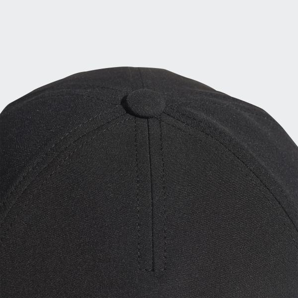 C40 Climalite Cap Black Black White CG1781 5c72a6e3ab7