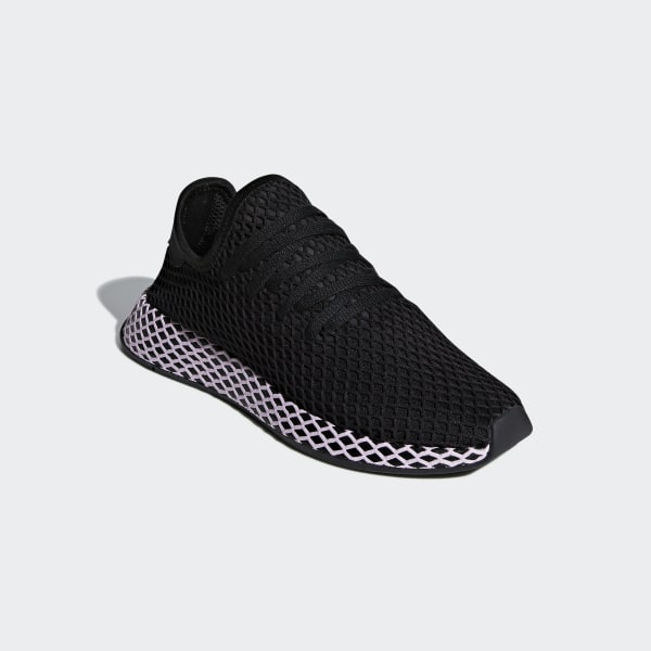 97fbd4356 Deerupt Shoes Core Black   Core Black   Clear Lilac B37602