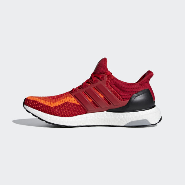 Ultra Boost Shoes Solar Red   Power Red   Core Black AQ4006 3658314ff