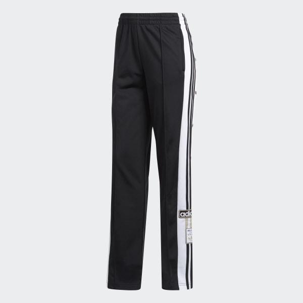 ccaf97a3dec2 Adibreak Track Pants Black   Carbon CV8276