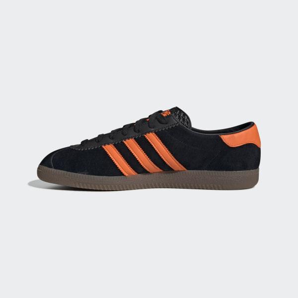 e2f6bf6931f5 Brussels Shoes Core Black   Orange   Gold Met. EE4915