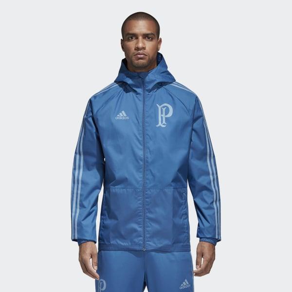 Jaqueta De Chuva Palmeiras TRACE ROYAL S18 ASH BLUE S18 BR8168 8a531e1f9a9e7