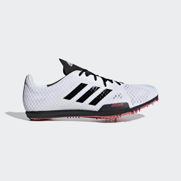 d4c4b15ad7a9d adidas Adizero Ambition 4 Spikes - White