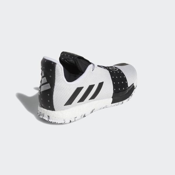the latest 849e9 b29ec Harden Vol. 3 Shoes Cloud White  Core Black  Light Solid Grey AQ0035