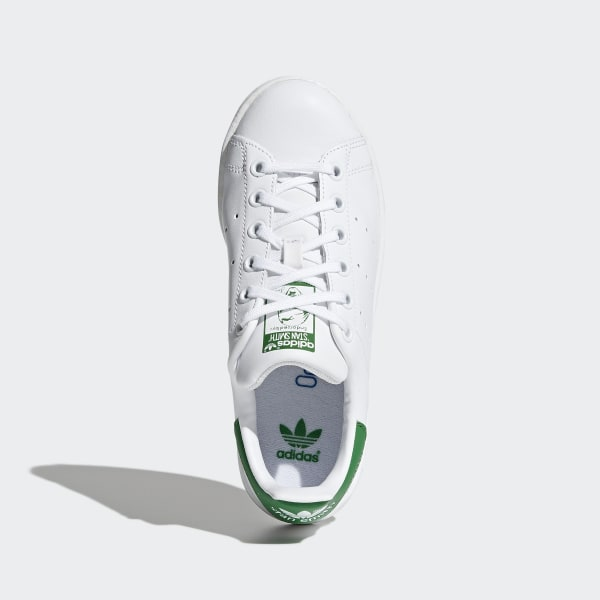 sports shoes ddb14 26692  adidas.  stansmith. Chaussure Stan Smith Footwear White   Green   Green  M20605