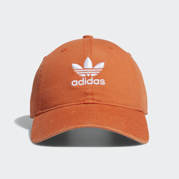 c5504c673de Relaxed Strapback Cap Craft Orange CJ7698