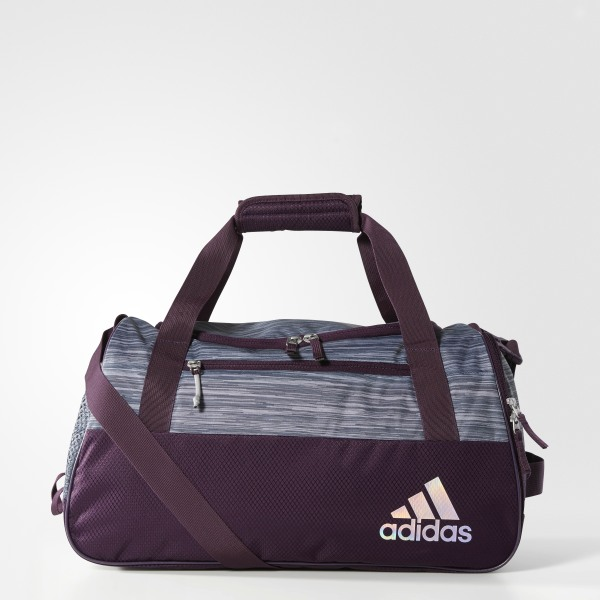 Squad III Duffel Bag Dark Purple CI0434 6cd7878f3d