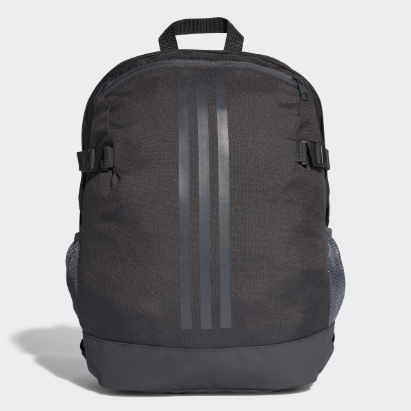 3-Stripes Power Backpack Medium Carbon   Carbon   Night Metallic CG0497 b70f0fa6a1045