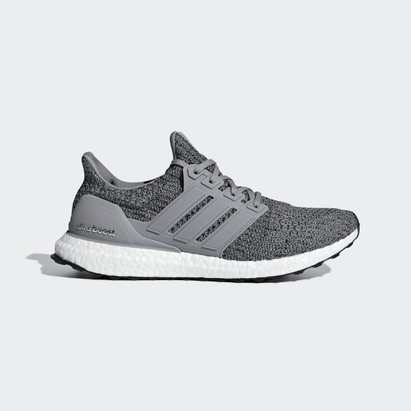 e303f1b183b70 Ultraboost Shoes Grey Three   Grey Three   Core Black F36156