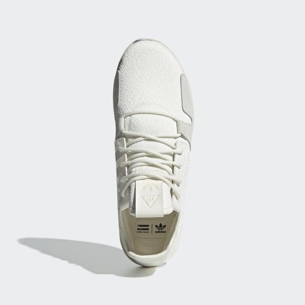 242135fe5ad93 Pharrell Williams Tennis Hu V2 Shoes Off White   Off White   Core Black  DB3327