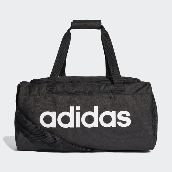 e58c9b3c4eb4 adidas Linear Core Duffel Bag Small - Black