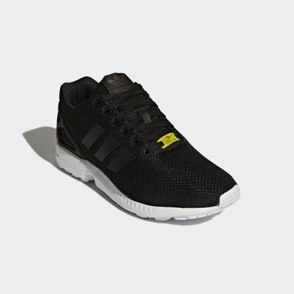fd06635ec2e ZX Flux Shoes Core Black White M19840