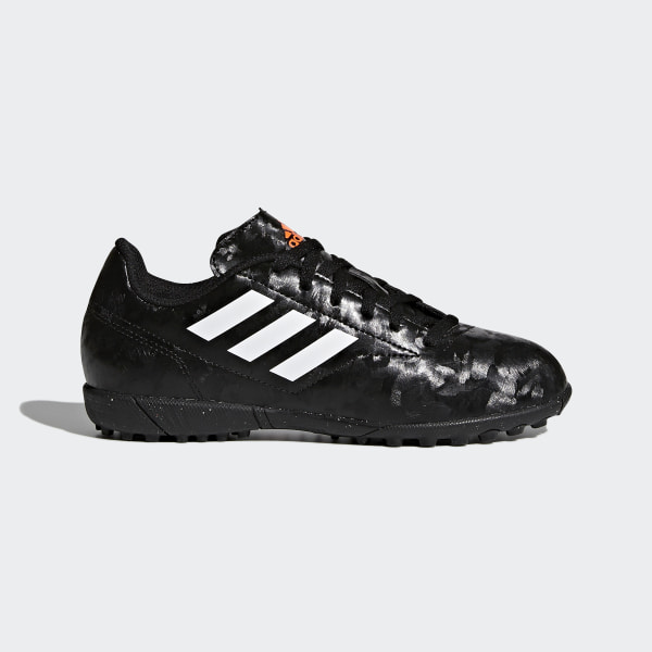 Zapatos de fútbol Turf Conquisto II CORE BLACK FTWR WHITE SOLAR RED BB0564 9ec0cd68517dd