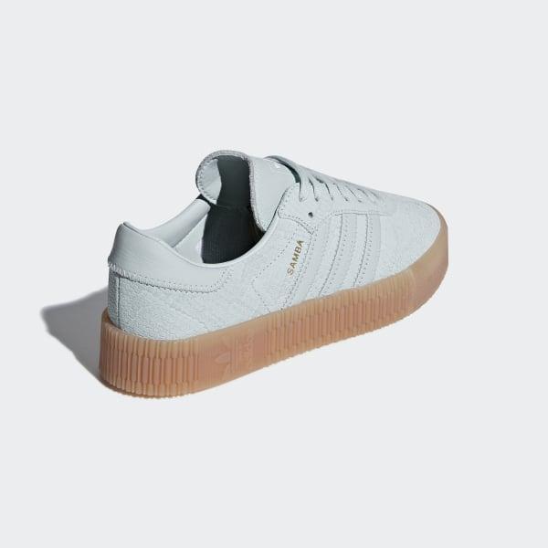 new arrival 45028 804c3 SAMBAROSE Shoes Vapour Green  Vapour Green  Gum 3 B28166