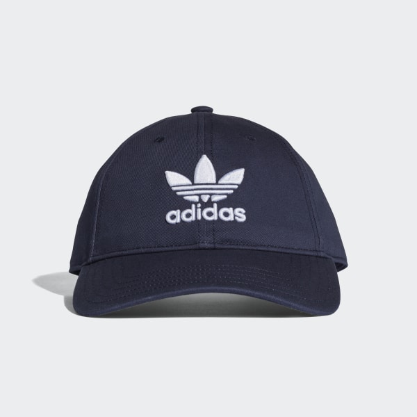 adidas Trefoil Hat - Blue  890d561a057