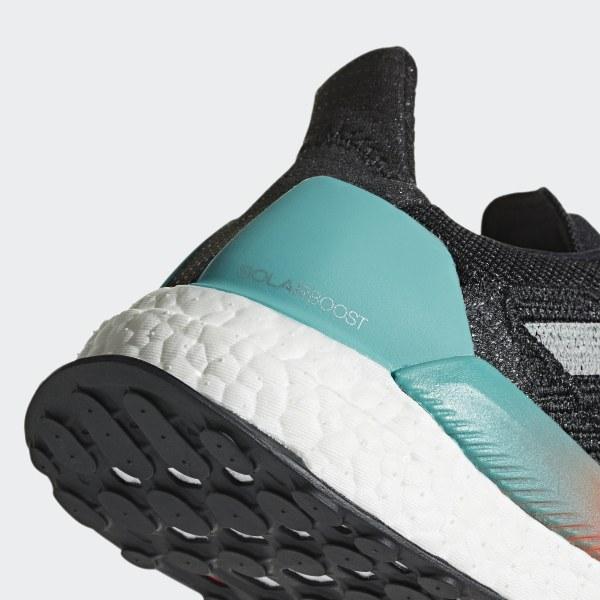 38c7335f0420c SolarBoost Shoes Core Black   Grey Two   Hi-Res Aqua CQ3168