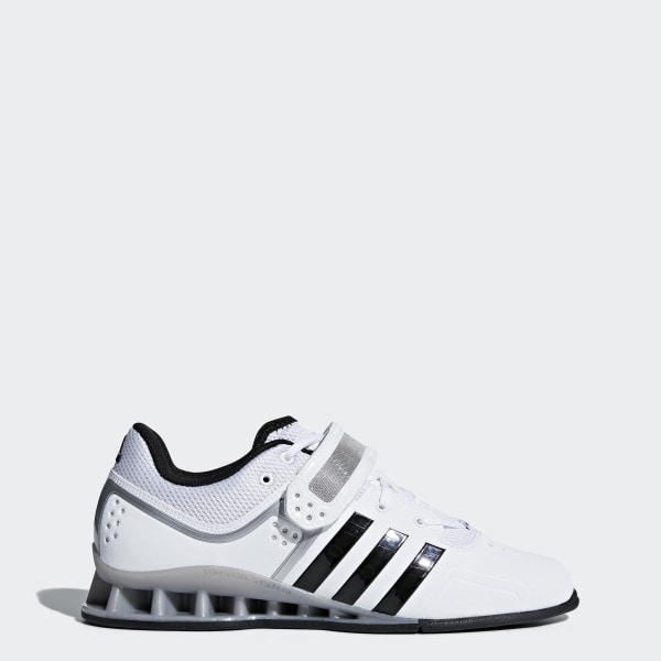 0621532da61ae1 adidas adipower Weightlifting Shoes - White